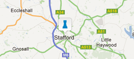 Renting in Stafford?